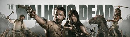 Tráiler y fecha de estreno de la cuarta temporada de The Walking Dead