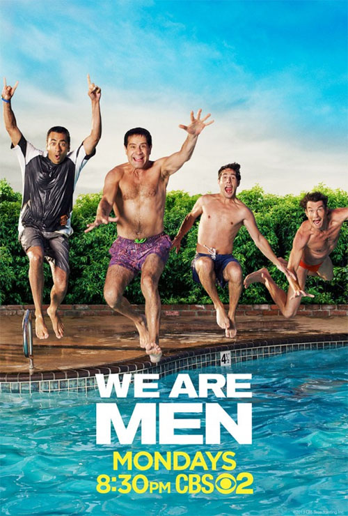 Póster de We Are Men