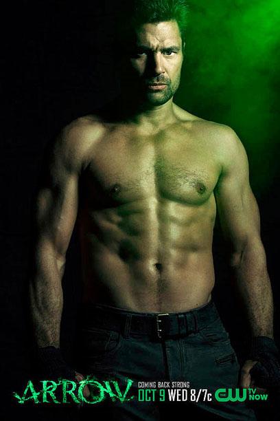 Nuevos pósters de la segunda temporada de Arrow