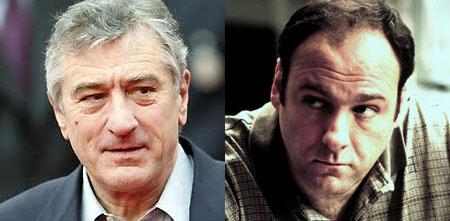 Robert De Niro sustituirá al fallecido James Gandolfini en Criminal Justice