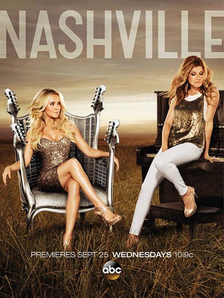 Póster de la segunda temporada de Nashville
