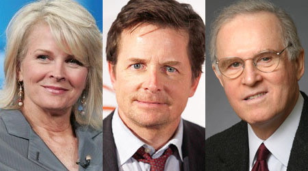 Candice Bergen y Charles Grodin aparecerán en The Michael J. Fox Show