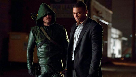 Promo de la segunda temporada de Arrow