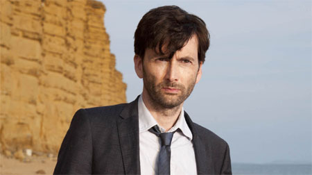 David Tennant protagonizará el remake americano de Broadchurch