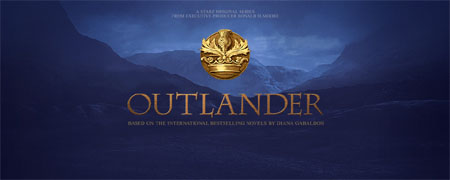Primera imagen de Sam Heughan en Outlander
