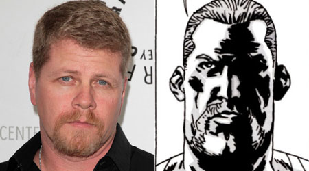 Michael Cudlitz se une al reparto de la cuarta temporada de The Walking Dead