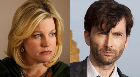Anna Gunn se une a David Tennant al frente del remake de Broadchurch