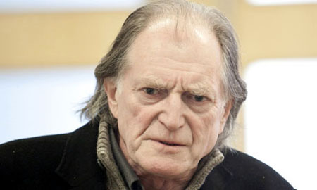 David Bradley sustituirá a John Hurt en The Strain