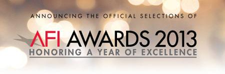 Las 10 mejores series del 2013 para el AFI