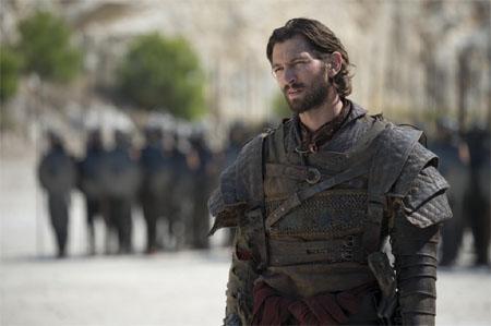 hablandoenserie - Juego de Tronos Daario Naharis