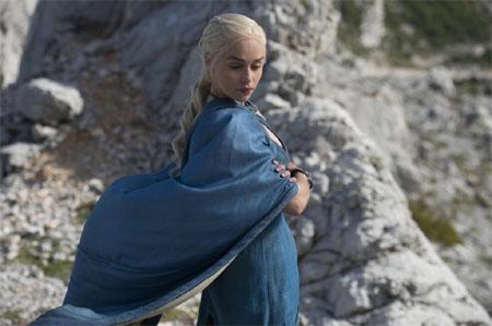 hablandoenserie - Juego de Tronos Daenerys Targaryen