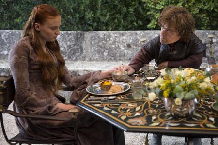 hablandoenserie - Juego de Tronos Sansa Stark