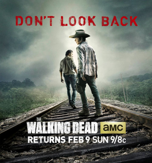 Nuevo póster de The Walking Dead