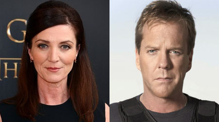 Michelle Fairley se une al reparto de 24: Live Another Day
