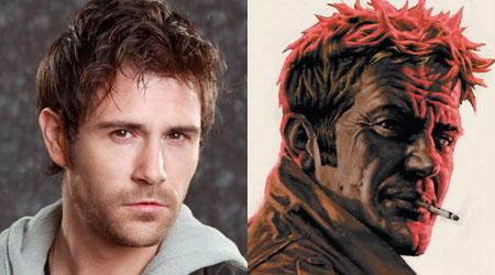 Matt Ryan será el protagonista de Constantine