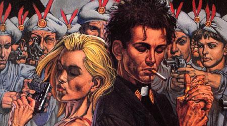 AMC adaptará Predicador, el cómic creado por Garth Ennis