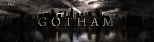 Fox presenta el logo oficial de Gotham