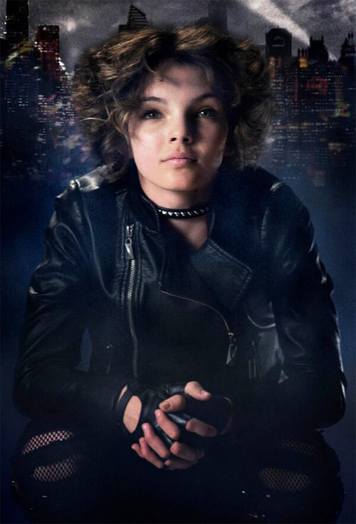 Gotham: Primera foto de Camren Bicondova como Catwoman