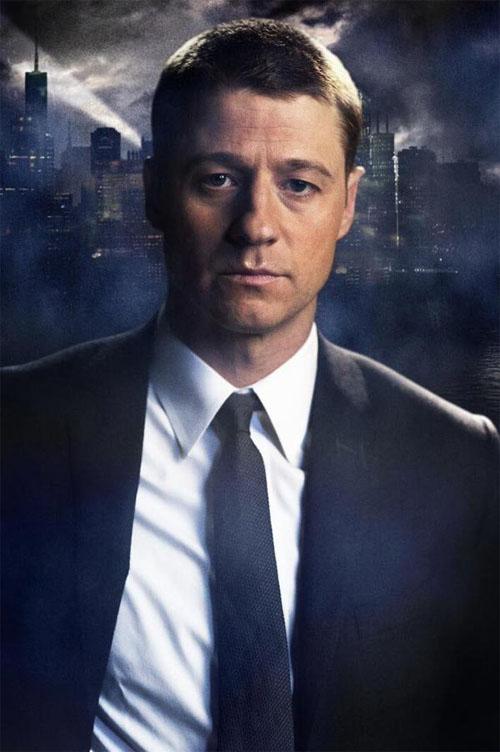 Gotham: Primera foto de Ben McKenzie como James Gordon