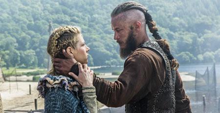 Vikings, renovada por una tercera temporada