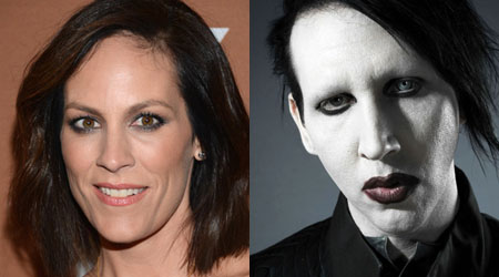 Annabeth Gish y Marilyn Manson se unen al reparto de Sons of Anarchy