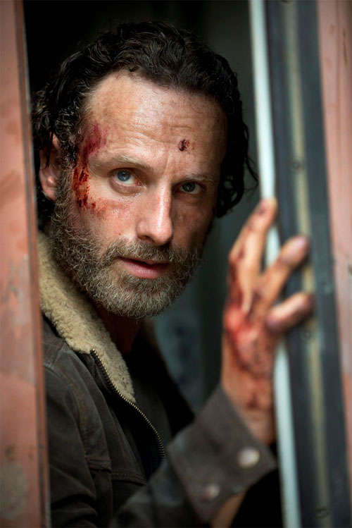 Primera imagen de la quinta temporada de The Walking Dead