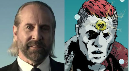 Peter Stormare, nuevo villano en Arrow
