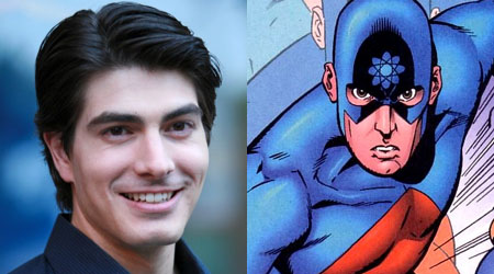Brandon Routh será Atom en la tercera temporada de Arrow