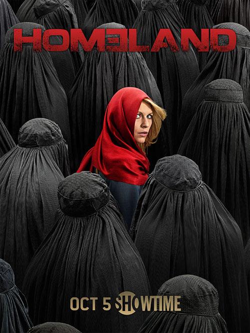 Primer tráiler y póster de la cuarta temporada de Homeland