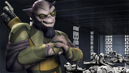 Nuevo tráiler de Star Wars Rebels