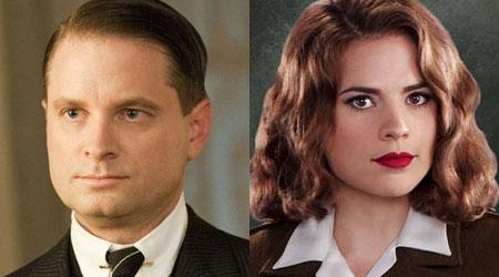 Shea Whigham se une al reparto de Agent Carter