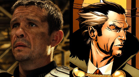 Matt Nable se une al reparto de la tercera temporada de Arrow