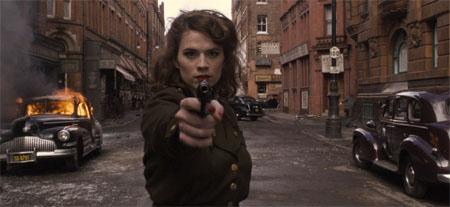 Primer teaser tráiler de Agent Carter