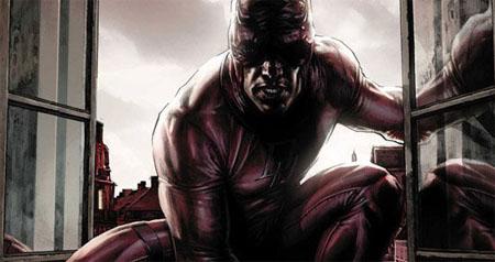 Primeras imágenes de Daredevil