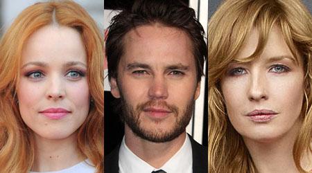 Rachel McAdams, Taylor Kitsch y Kelly Reilly, confirmados para la segunda temporada de True Detective