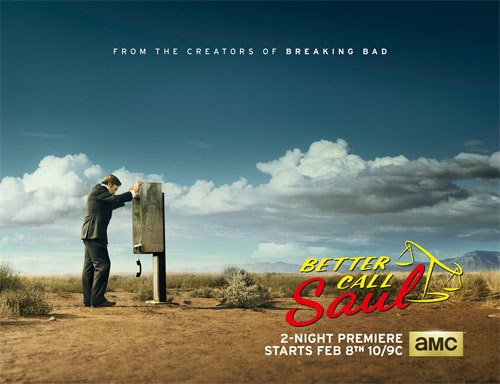 Póster de Better Call Saul