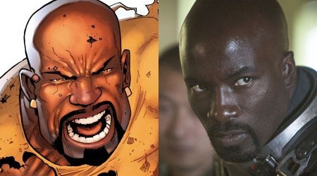 Mike Colter será Luke Cage en Jessica Jones