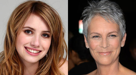 Emma Roberts y Jamie Lee Curtis se unen al reparto de Scream Queens