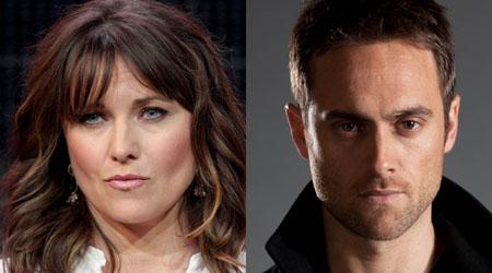Lucy Lawless y Stuart Townsend aparecerán en la segunda temporada de Salem