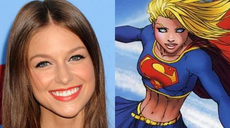 Melissa Benoist será la protagonista de Supergirl