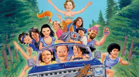 Primer teaser tráiler de Wet Hot American Summer