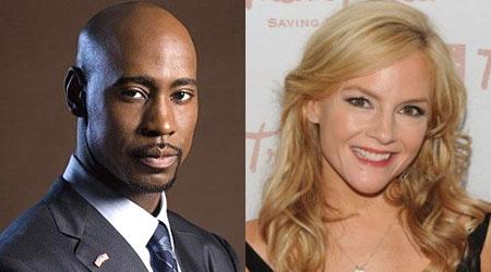 D.B. Woodside y Rachael Harris se unen al reparto de Lucifer
