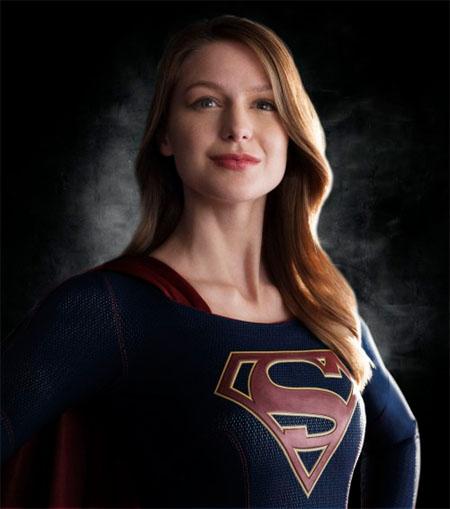 Primeras imágenes de Melissa Benoist como Supergirl