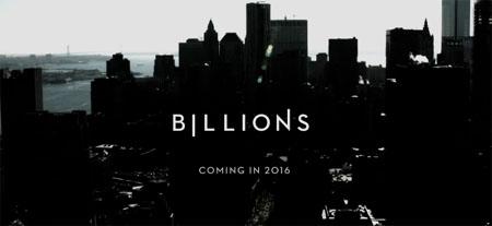 Primer tráiler de Billions