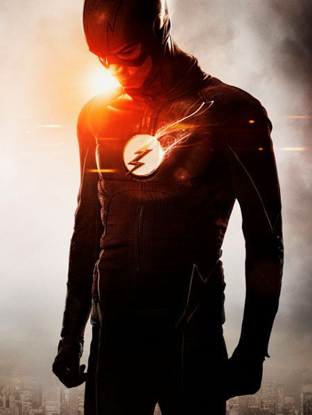 El nuevo traje de The Flash en la segunda temporada