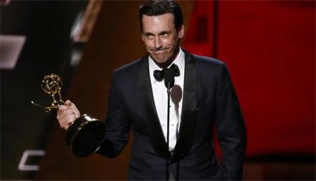 Ganadores de los premios Emmy 2015
