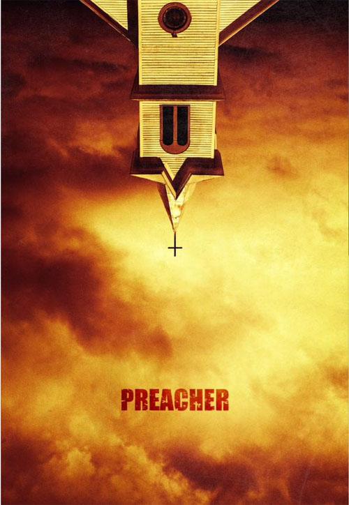 Primer póster de Predicador