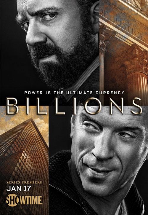 Póster de Billions