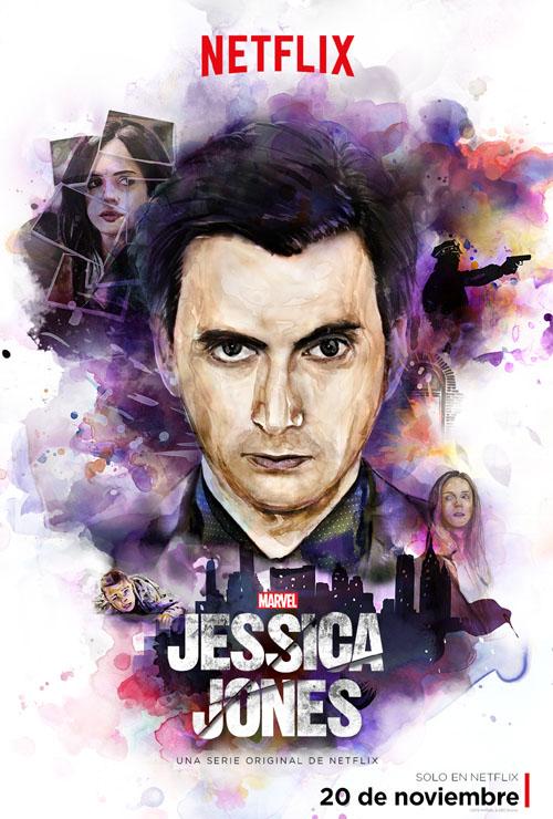 Nuevo póster de Jessica Jones